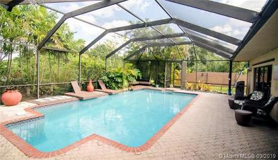 Homestead Single Family Home For Sale: 17435 SW 297th Ter