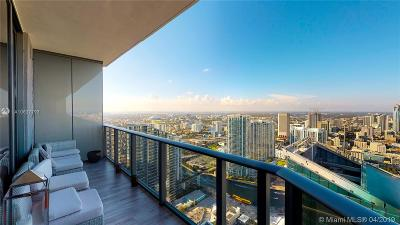 Condo For Sale: 801 S Miami Ave #5507-550