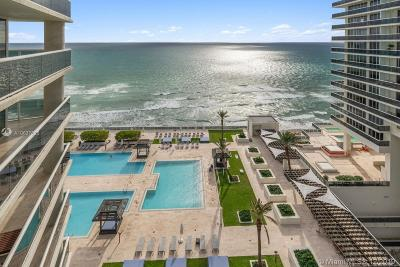 Hallandale Condo For Sale: 1800 S Ocean Dr #1705