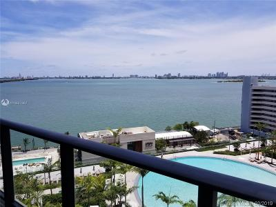 Miami Condo For Sale: 650 NE 32 #1101