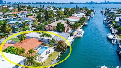 North Miami Single Family Home For Sale: 1890 NE 118th Rd