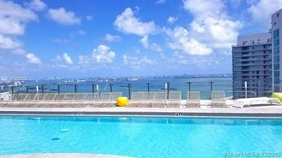 Paraiso Bay View Condo, Paraiso Bay Views, Paraiso Bayview, Paraiso Bayviews, Paraiso Bayviews Condo Rental For Rent: 501 NE 31 St #1102
