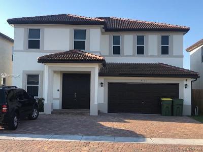 Homestead Single Family Home For Sale: 4136 NE 20 Street