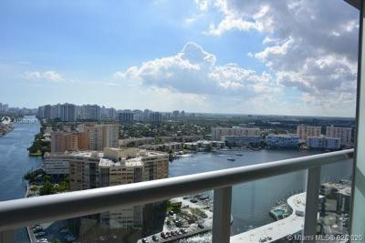 Hallandale Condo For Sale: 2602 E Hallandale Beach Blvd #R2603
