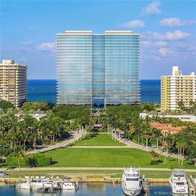 Miami-Dade County Condo For Sale: 10203 Collins Ave #403