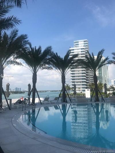 Miami Beach Rental For Rent: 450 Alton Rd #1006