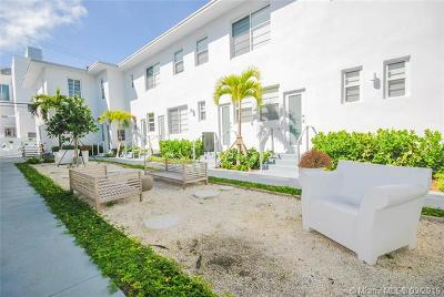 Miami Beach Multi Family Home For Sale
