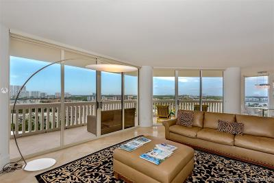 Aventura Condo For Sale: 2000 Island Blvd #1402
