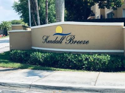 Kendall Breeze, Kendall Breeze South Rental For Rent: 12180 SW 123rd Pass #12180