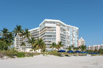 Key Biscayne Condo For Sale: 600 Grapetree Dr #3GN