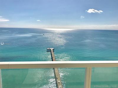 La Perla, La Perla Condo, La Perla Condominium, La Perla Ocean Residences, La Perla(Short, Long) Rental For Rent: 16699 Collins #2102