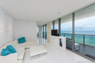 Mei, Mei Condo, Mei Condominium Rental For Rent: 5875 Collins Ave #1601