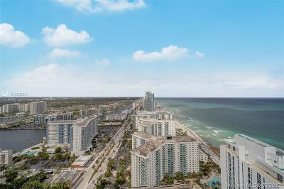 Hollywood Condo For Sale: 4111 S Ocean Dr #3206