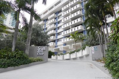 Miami Beach Rental Leased: 800 West Ave #824