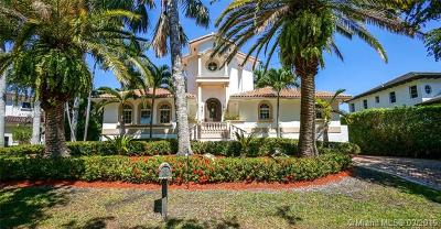 Coral Gables Single Family Home For Sale: 1541 Agua Ave