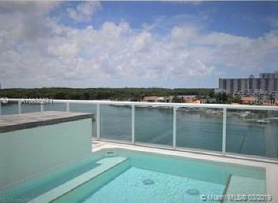 Miami-Dade County Condo For Sale: 400 Sunny Isles Blvd #601