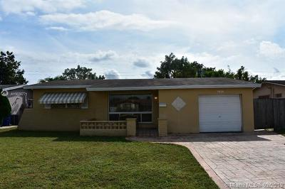 Miramar Single Family Home For Sale: 7624 Biltmore Blvd