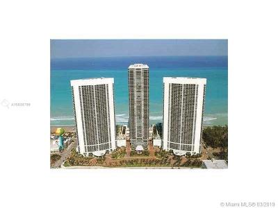 Hallandale Condo For Sale: 1830 S Ocean Drive #2507