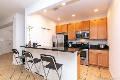 Pembroke Pines Condo/Townhouse For Sale: 1120 SW 146th Ter