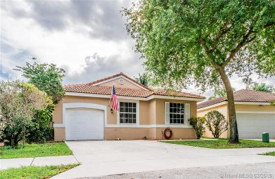 Davie Single Family Home Sold: 5052 SW 149th Ter