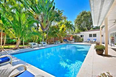 Coconut Grove Single Family Home For Sale: 15 Shore Dr E