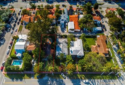 Miami Beach Residential Lots & Land For Sale: 1226 Lenox Ave