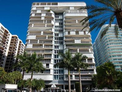 Bal Harbour 101, Bal Harbour 101 Condo Rental For Rent: 10155 Collins Ave #1009