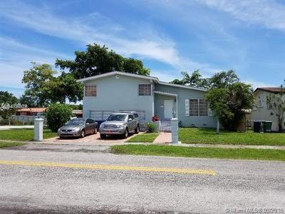 Single Family Home For Sale: 7820 SW 17th Ter