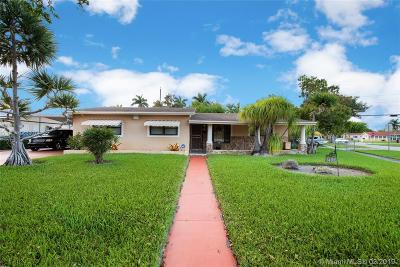 Miami Gardens Single Family Home For Sale: 1401 NW 174th St