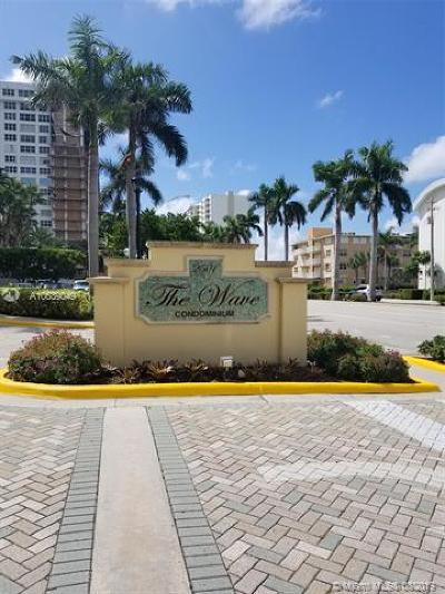 Hollywood Condo For Sale: 2501 S Ocean Dr #532
