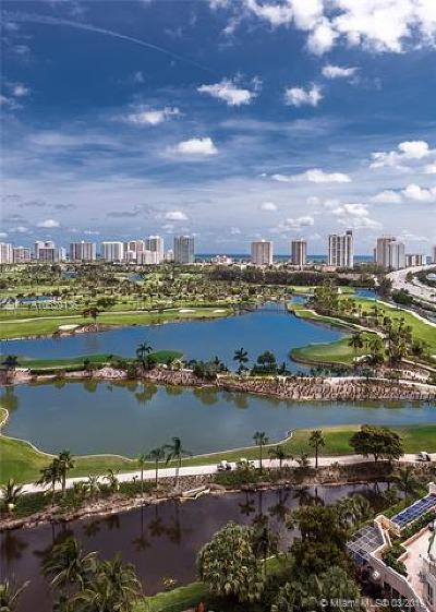 Aventura Condo For Sale: 19501 W Country Club Dr #1704