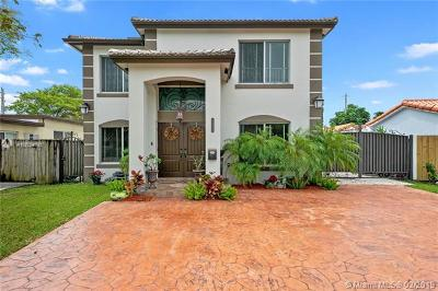 Miami Single Family Home For Sale: 6416 SW 22nd St