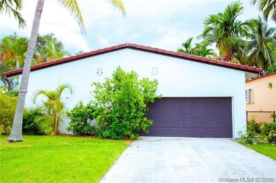 Miami Single Family Home For Sale: 7630 NE 8th Ave