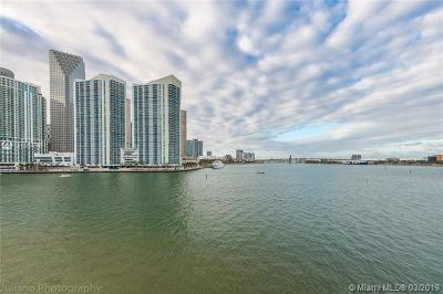 Miami Rental For Rent: 848 Brickell Key Dr #506