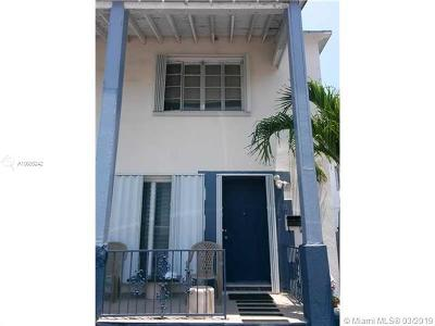 Miami Beach Condo For Sale: 711 85 St