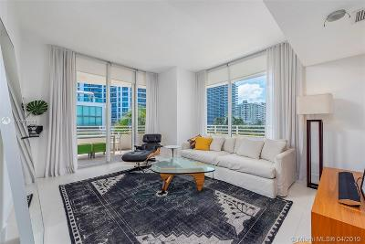 Miami Beach Condo For Sale: 5970 Indian Creek Dr #502