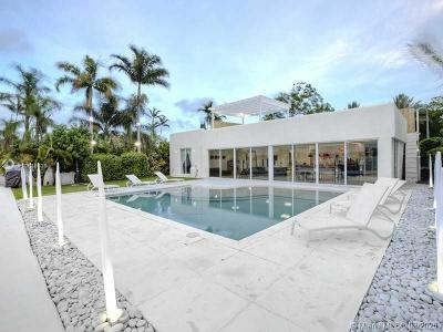 Miami, Miami Beach Single Family Home For Sale: 1565 Cleveland Rd