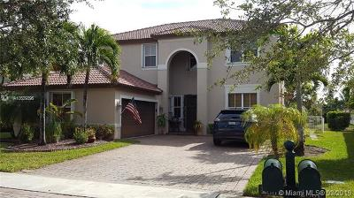 Miramar Single Family Home For Sale: 2831 SW 190th Avenue