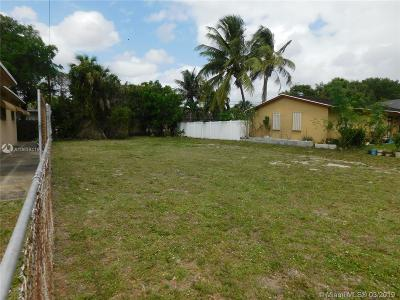 Residential Lots & Land Sold: 2863 NW 8th Court