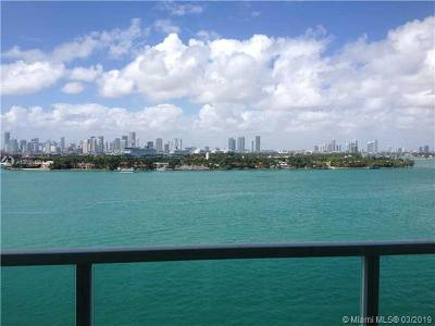 Miami Beach Condo For Sale: 650 West Av #1105