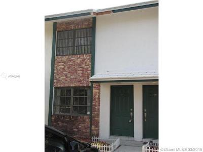 Coral Springs Condo For Sale: 8609 NW 35th St #2