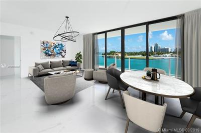 Miami-Dade County Condo For Sale: 10201 E Bay Harbor Dr #401