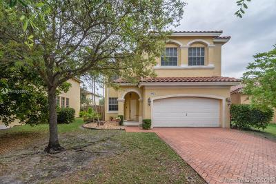 Broward County Single Family Home Active With Contract: 14071 SW 52nd St