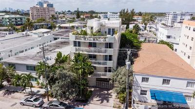 Miami Beach Condo For Sale: 7728 Abbott Ave #201