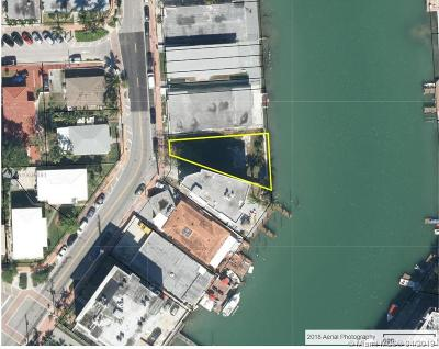 Miami Beach Residential Lots & Land For Sale: 8127 Crespi Blvd