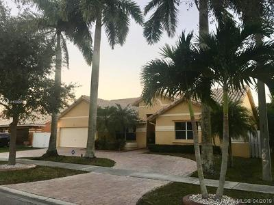 Pembroke Pines Single Family Home For Sale: 16206 NW 14th Ct