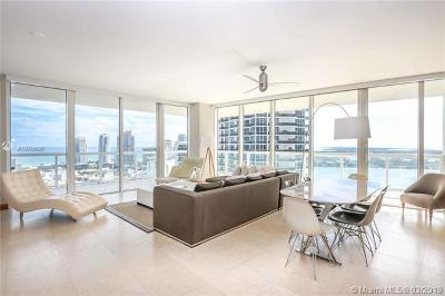 Miami Beach Condo For Sale: 450 Alton Rd #3107