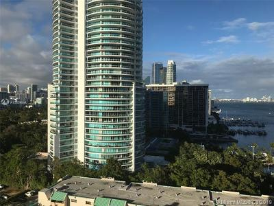 Miami, Kendall, Fort Lauderdale, Hollywood, Coral Gables Rental For Rent: 2333 Brickell Ave #1615