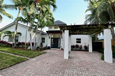 Key Biscayne Single Family Home For Sale: 140 W Mashta Dr