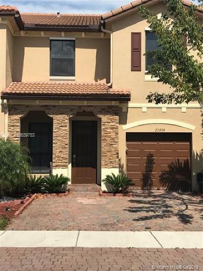 Homestead Condo For Sale: 23959 SW 118th Ave #23959